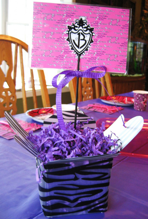Stunning Birthday Party Table Decoration Idea Perfect